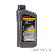 HIGHTEC HYPOID EP SAE 75W-140 S-LS